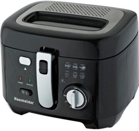Hausmeister HM 6927 Olajsütő, 1800W, Fekete
