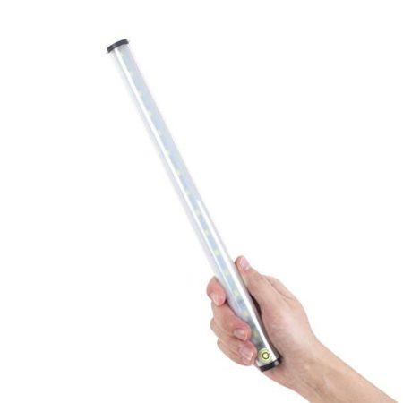15 LED-es lámpa akkumulátorral, érintéssel állítható fényerővel