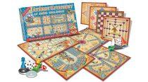 Klasszikus játékgyűjtemény-Társasjáték az egész családnak
