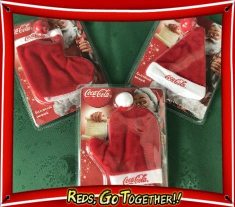 Karácsonyi kulcstartó-most 3 Db - 1 csomagban