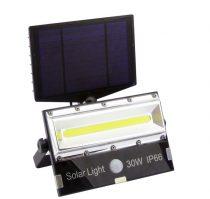 LED lámpa T8501-COB napkollektorral, 3 megvilágítási mód
