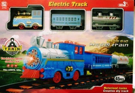 Klasszikus vonat szett 45 db-os