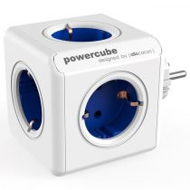 Allocacoc Powercube hálózati elosztó 4 db aljzat 2 db USB