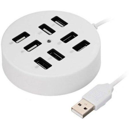 Smart USB Töltő 8 Port