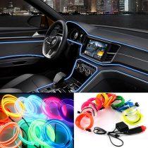 Autós LED dekor szalag több színben