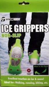 Jégjáró csúszásmentes gumitalp, bármilyen fajta cipőre