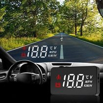 Szélvédős sebesség kijelző, Head Up Display