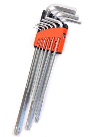 Möller imbuszkulcs készlet 9 részes MR70535