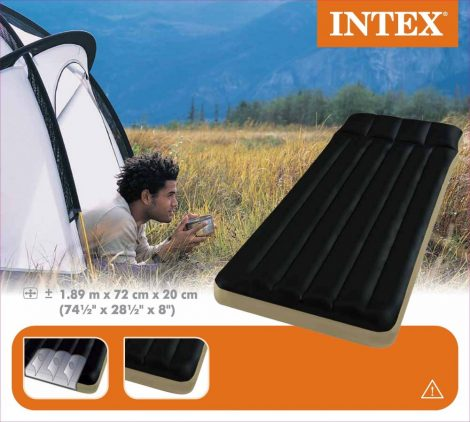 Kemping matrac Intex 189x72x20 cm