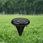 4 db napelemes, leszúrható LED-es kerti lámpa