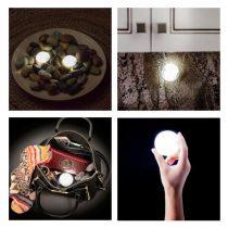 Vezeték nélküli fényforrás-Hordozható 2 db/csomag
