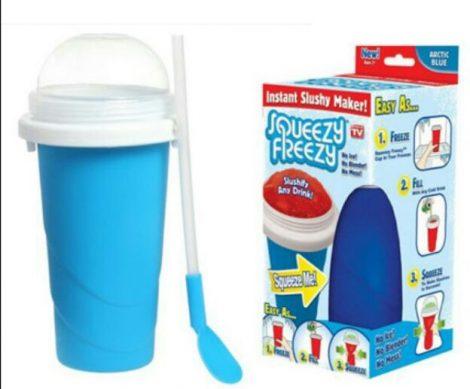Squeezy Freezy - jégkása készítő pohár a forró nyári napokra