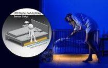 LED mozgásérzékelős LED szalag szett