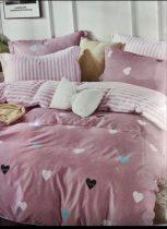 7 részes Ágynemű garnitúra Pink Love