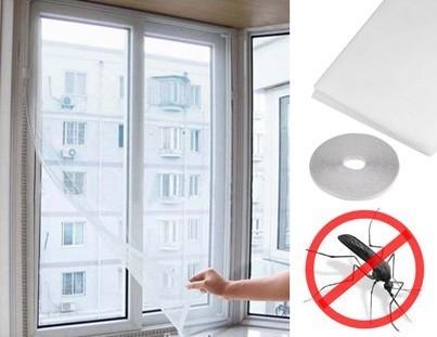 Tépőzáras szúnyogháló ablakra