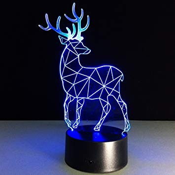 3D Kreatív Lámpa - Webvasar b019a17b1d