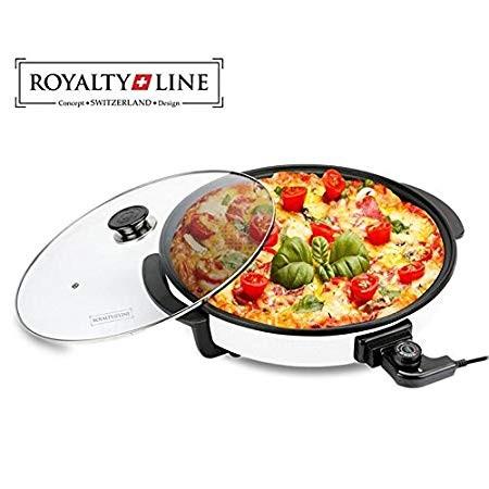 Royalty Line party pan, pizzasütő, parti sütő 40cm PP-40.5