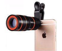 Nagyító objektív ZOOM okos telefonokhoz