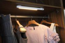 Elemes, mozgásérzékelős LED rúd lámpa