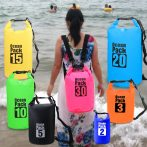 Vízhatlan rafting - kenus - vízitúra zsák-Több méretben