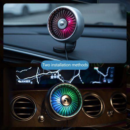 Kompakt autósventilátor
