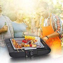 Royalty Line BGT2000, elektromos barbeque grill, 2000 W