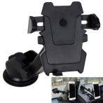 One touch univerzális telefontartó autóba - szélvédőre, műszerfalra
