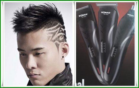 Sonar professzionális hajvágó