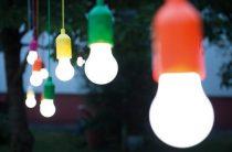 Handy Led Színes vezeték nélküli Led lámpa