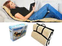 Masszázs matrac 9 féle masszírozási funkcióval - Tökéletes módja a lazításnak