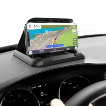 Univerzális autós telefontartó  műszerfalra rögzíthető