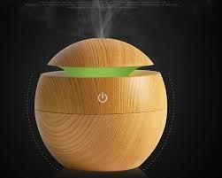 Mini fahatású, ultrahangos párologtató / aromaterápiás párásító