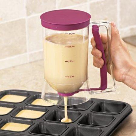 Tészta adagoló - készíts ínycsiklandozó sütiket gyorsabban, mint valaha!