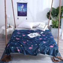 Flamingó Pléd 200x230