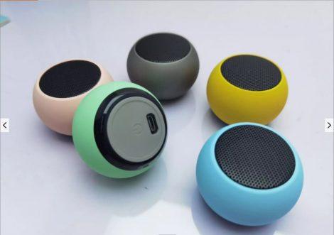 Extra mini Bluetooth hangszóró-szürke