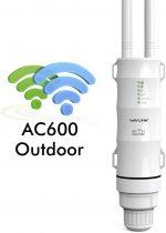 Wavlink AC600 két sávos vezeték nélküli kültéri wifi jel erősítő