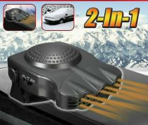 Autó fűtő ventilátor és párátlanító