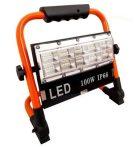 100W hordozható LED reflektor állítható fényerősséggel