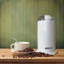 Swiss Line kávédaráló, 200 W, fehér