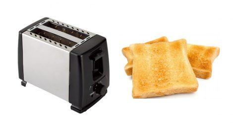 Royalty Line fém kenyérpirító 600-700 w