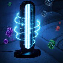 UVC lámpa - 38W UV-fertőtlenítés 360 ° -os ózon-sterilizálással