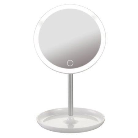 Kozmetikai tükör LED világítással