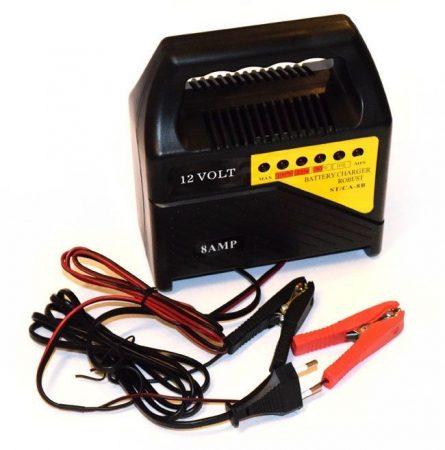 Straus akkumulátor töltő 115W