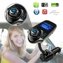 Bluetooth FM transzmitter Dupla USB M2
