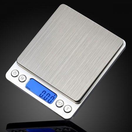 Digitális gramm mérleg 500g / 0,01 g