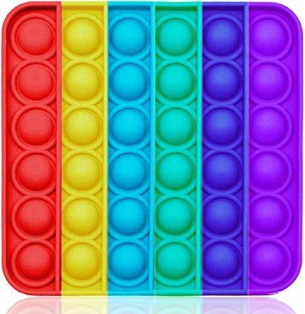 Pop It stresszoldó játék