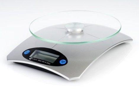 Digitális Konyhai Design mérleg 5 kg-ig Tidal