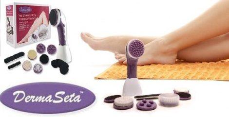 Derma Seta – többfunkciós testápoló és szőrtelenítő