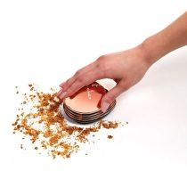 Mini tenyérméretű  porszívó-Crumby