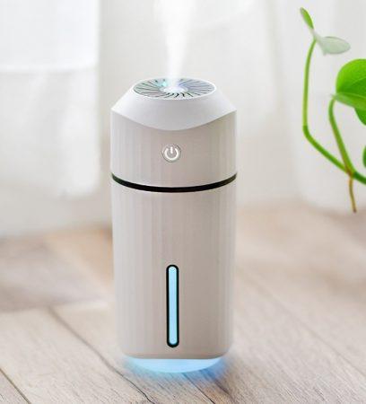Mini ultrahangos párásító / légnedvesítő